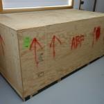 Fuselage crate